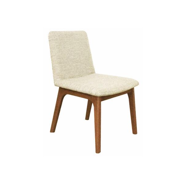 Cadeira Estofada Gisele Sem Braço Sier empório vila rica